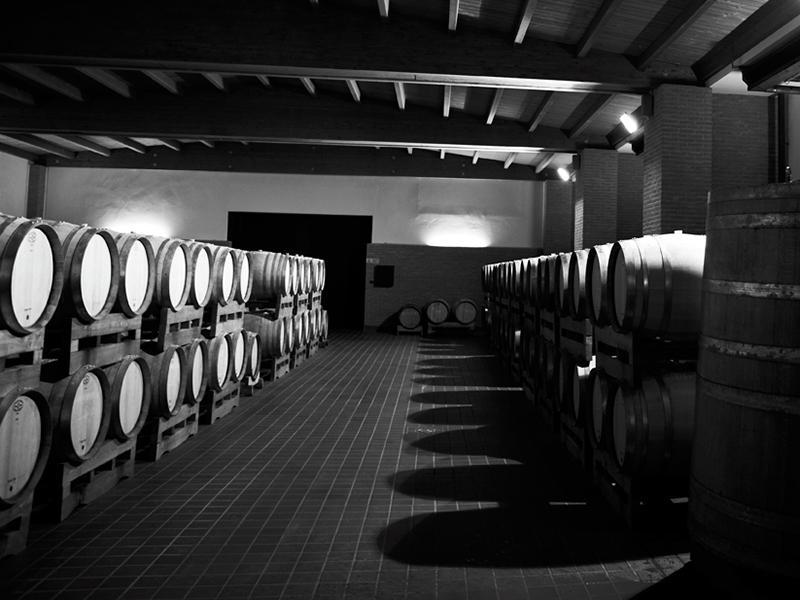 Saffer Wein Fiamme Nere