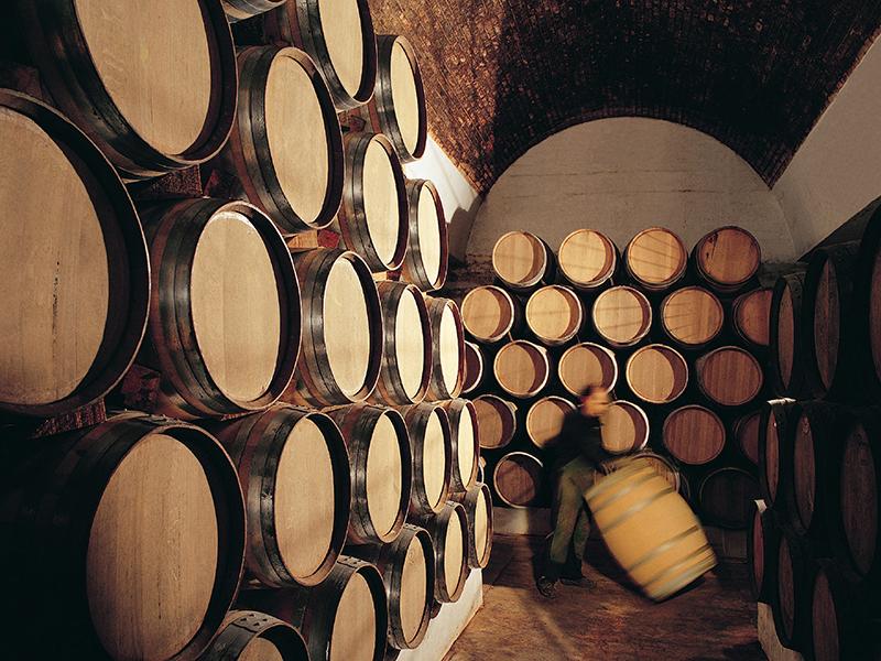 Saffer Wein Bertoldi Winery