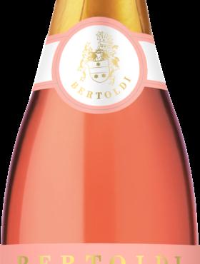 Bertoldi Spumante nun auch als Pinot Rosé