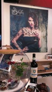 Saffer Wein Symposium feines Essen und Trinken