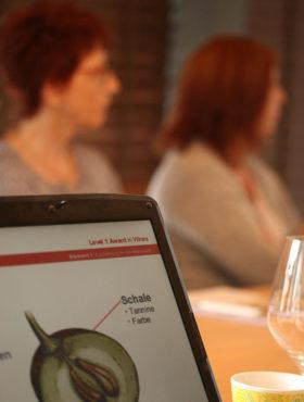 """Saffer Wein GmbH und die Weinakademie München im Kermess starten erste Schulungsrunde für den """"Weinmarkt-Profi"""""""