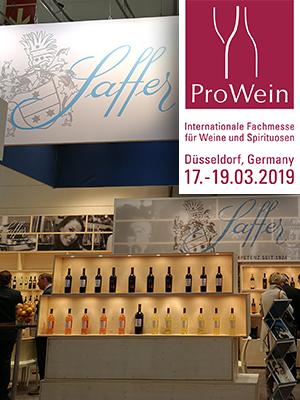 ProWein 2019 – Wir sind vor Ort: Jetzt Termin Vereinbaren!