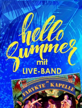 Sommerfest mit Live-Band