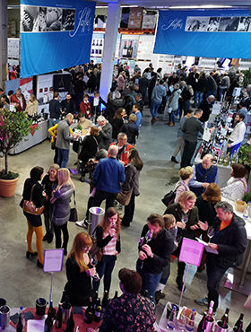 Ein Muss für Weinliebhaber: Saffers Hausmesse auch 2019 ein voller Erfolg!