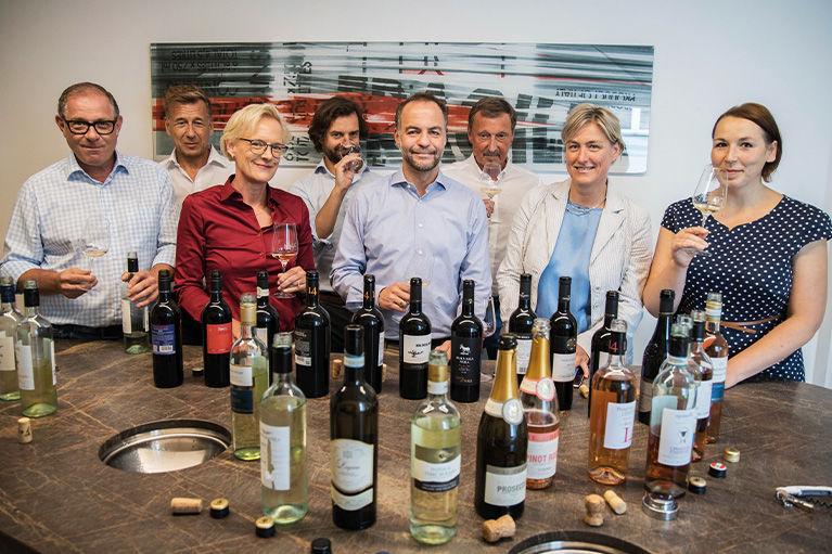 Weinkompetenz seit 1924 - unser Team
