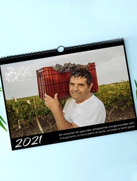 365 Tage Contessa Marina – Weinkalender 2021