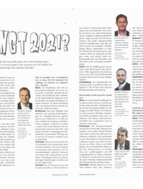 WEINWIRTSCHAFT: WAS BRINGT 2021?
